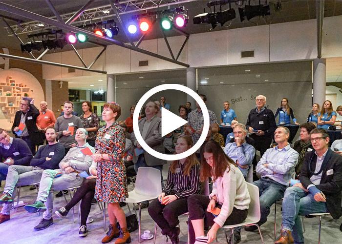 Video van de bijeenkomst van het sportakkoord Horst aan de Maas