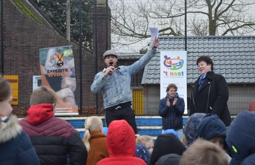 Sport aan de Maas kick off