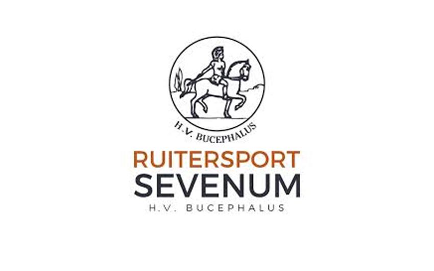 Logo van ruitersport Hv bucephalus