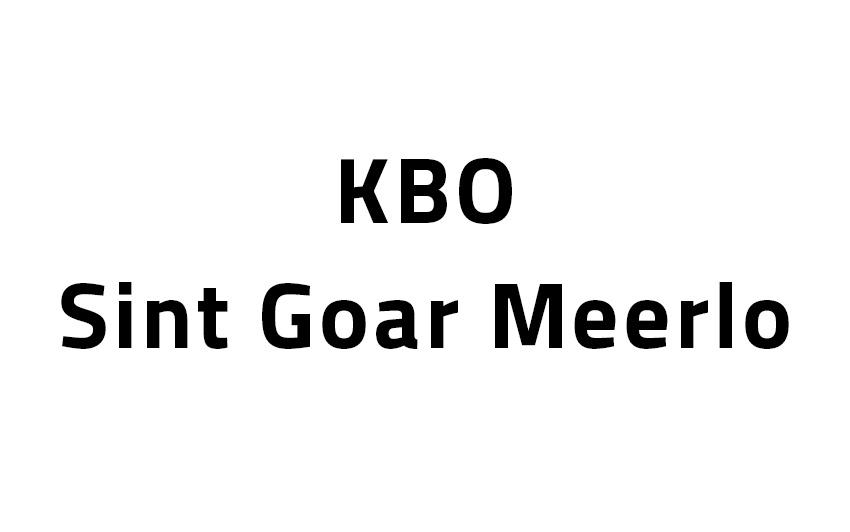 Logo kbo meerlo