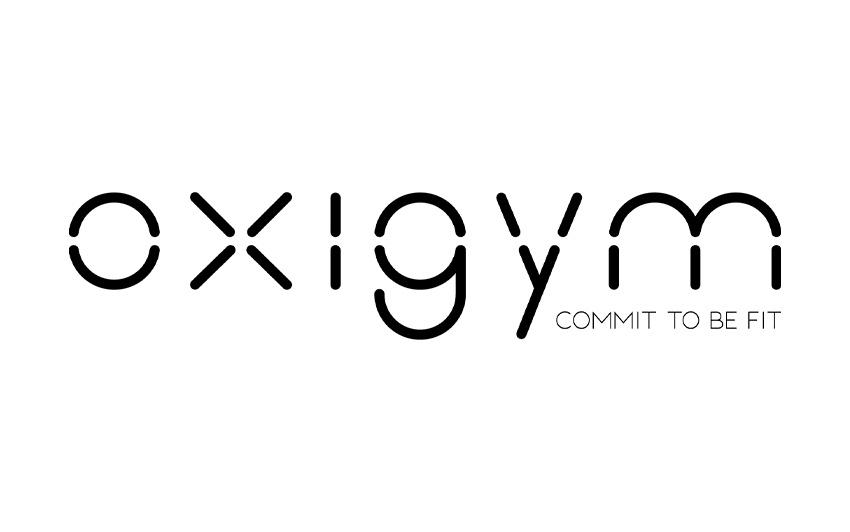 Logo van gymvereniging Oxigym