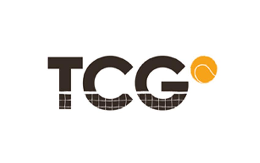 Logo van tennisvereniging Tcg